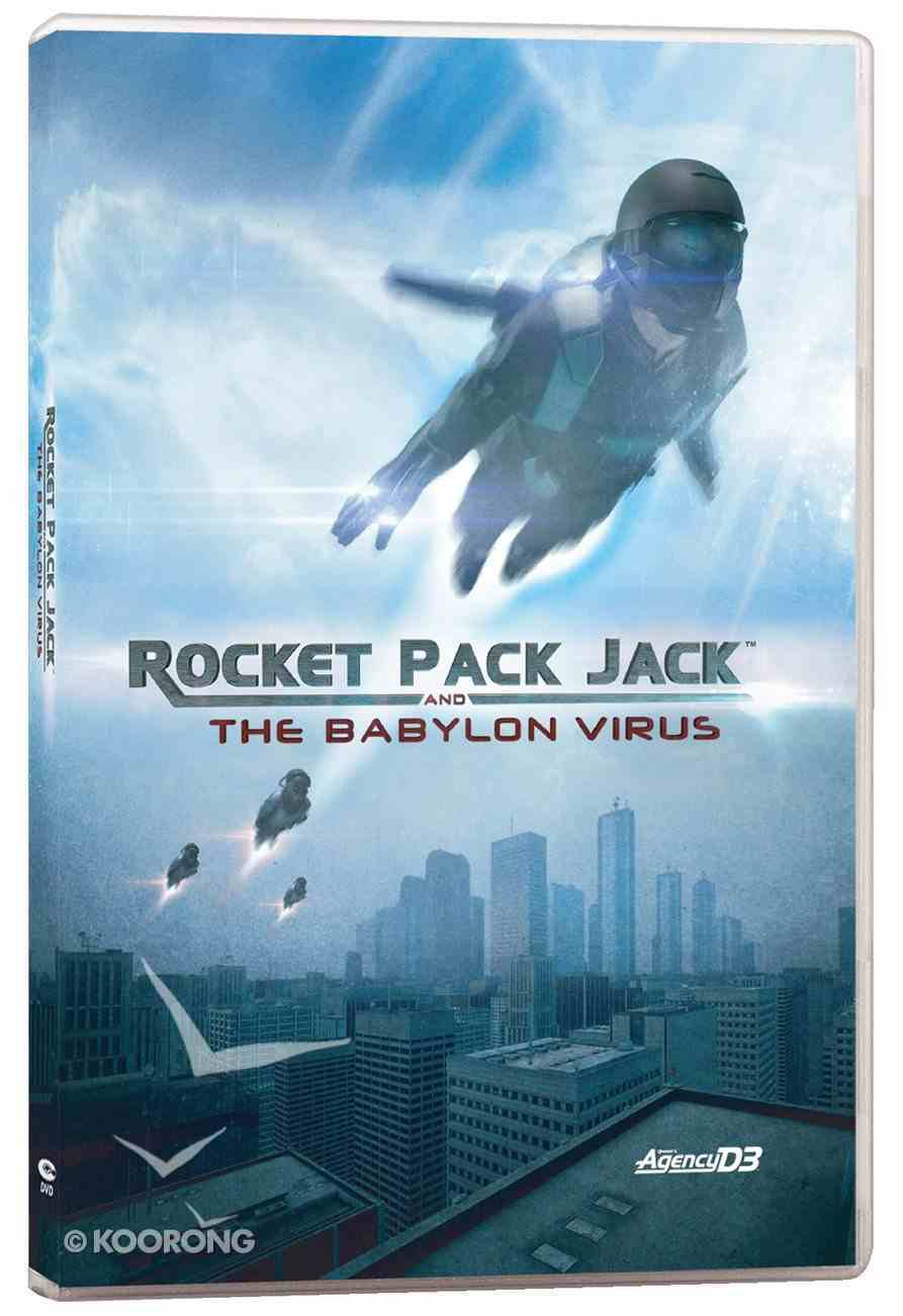 Rocket Pack Jack DVD