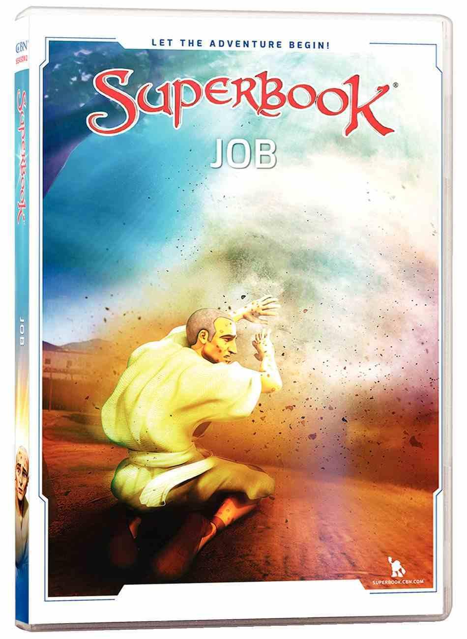 Job (#08 in Superbook Dvd Series Season 02) DVD