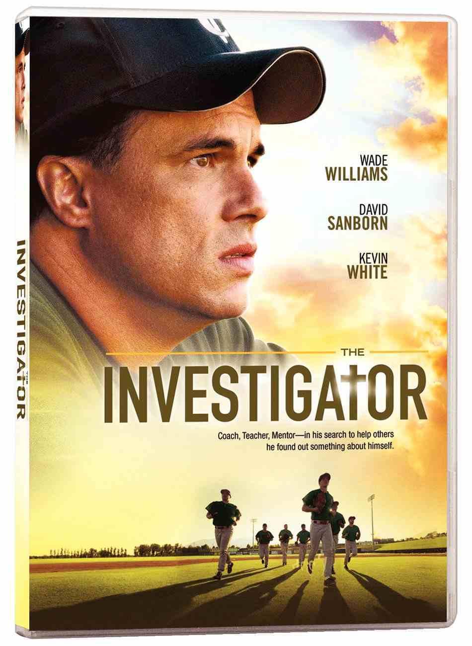 The Investigator DVD