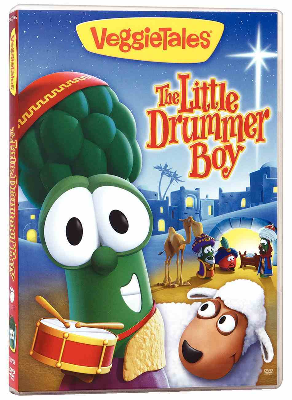 Veggie Tales #43: Little Drummer Boy (#043 in Veggie Tales Visual Series (Veggietales)) DVD