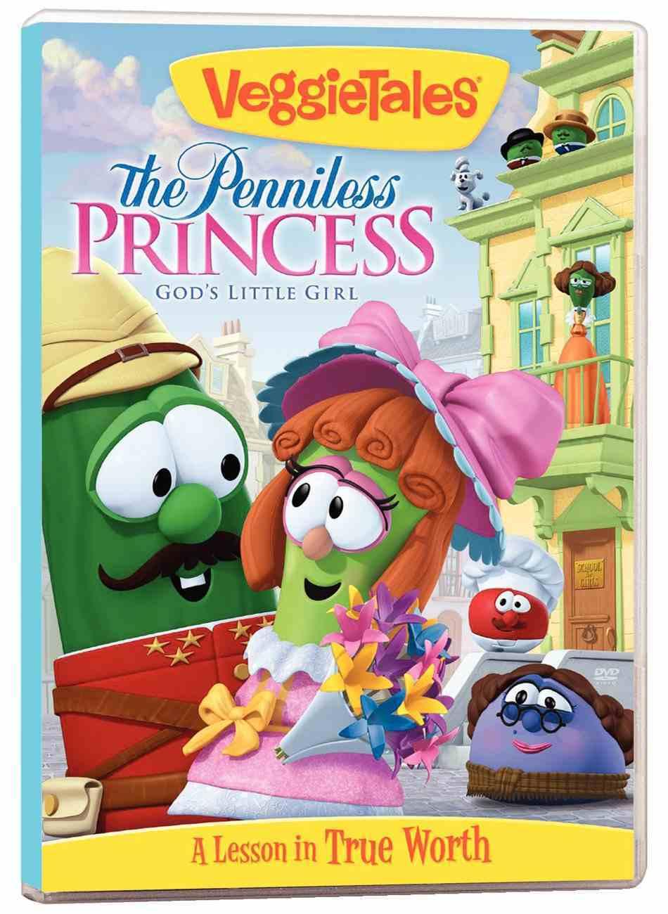 Veggie Tales #49: The Penniless Princess (#049 in Veggie Tales Visual Series (Veggietales)) DVD