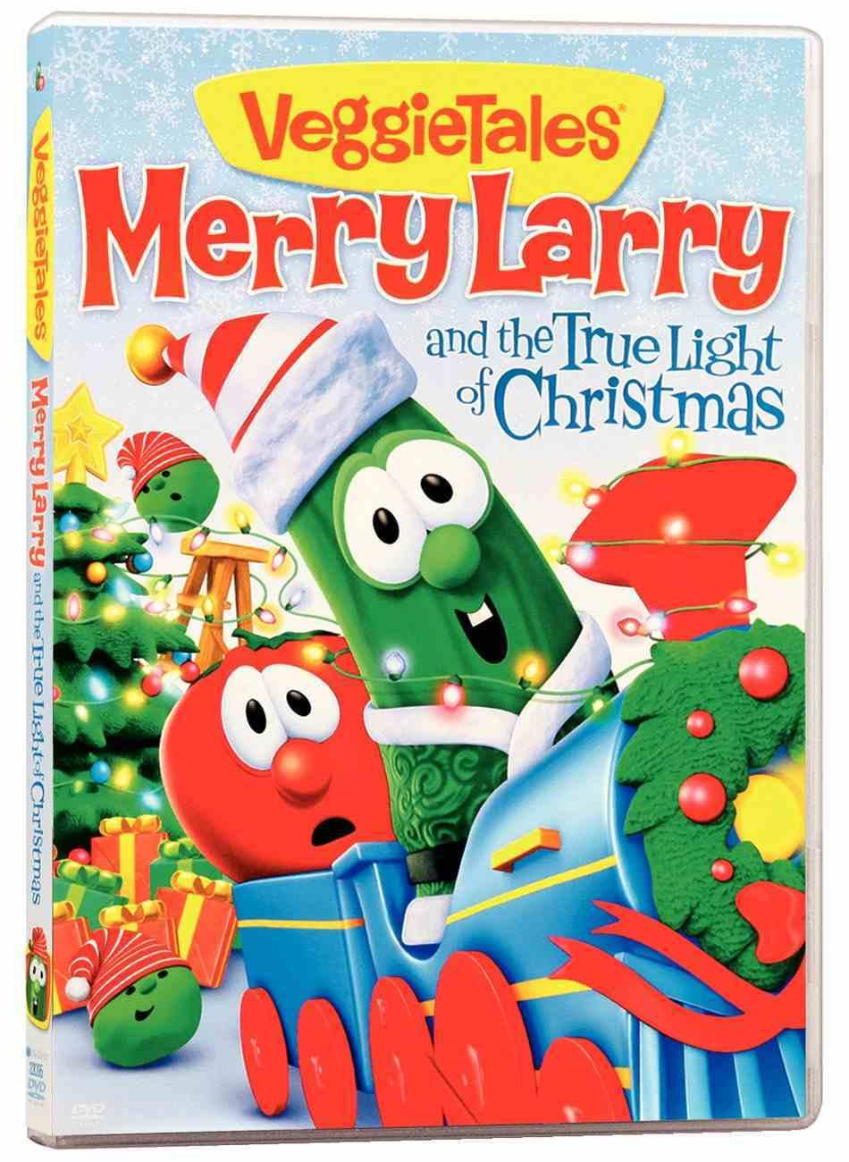 Veggie Tales #54: Merry Larry & True Light of Christmas (#54 in Veggie Tales Visual Series (Veggietales)) DVD