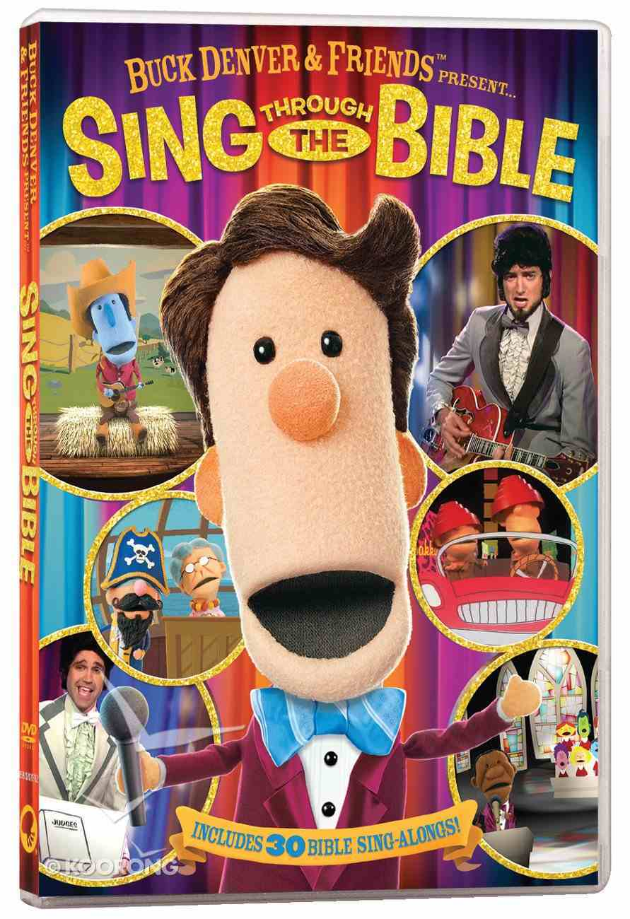 Sing Through the Bible! (What's In The Bible Series) DVD