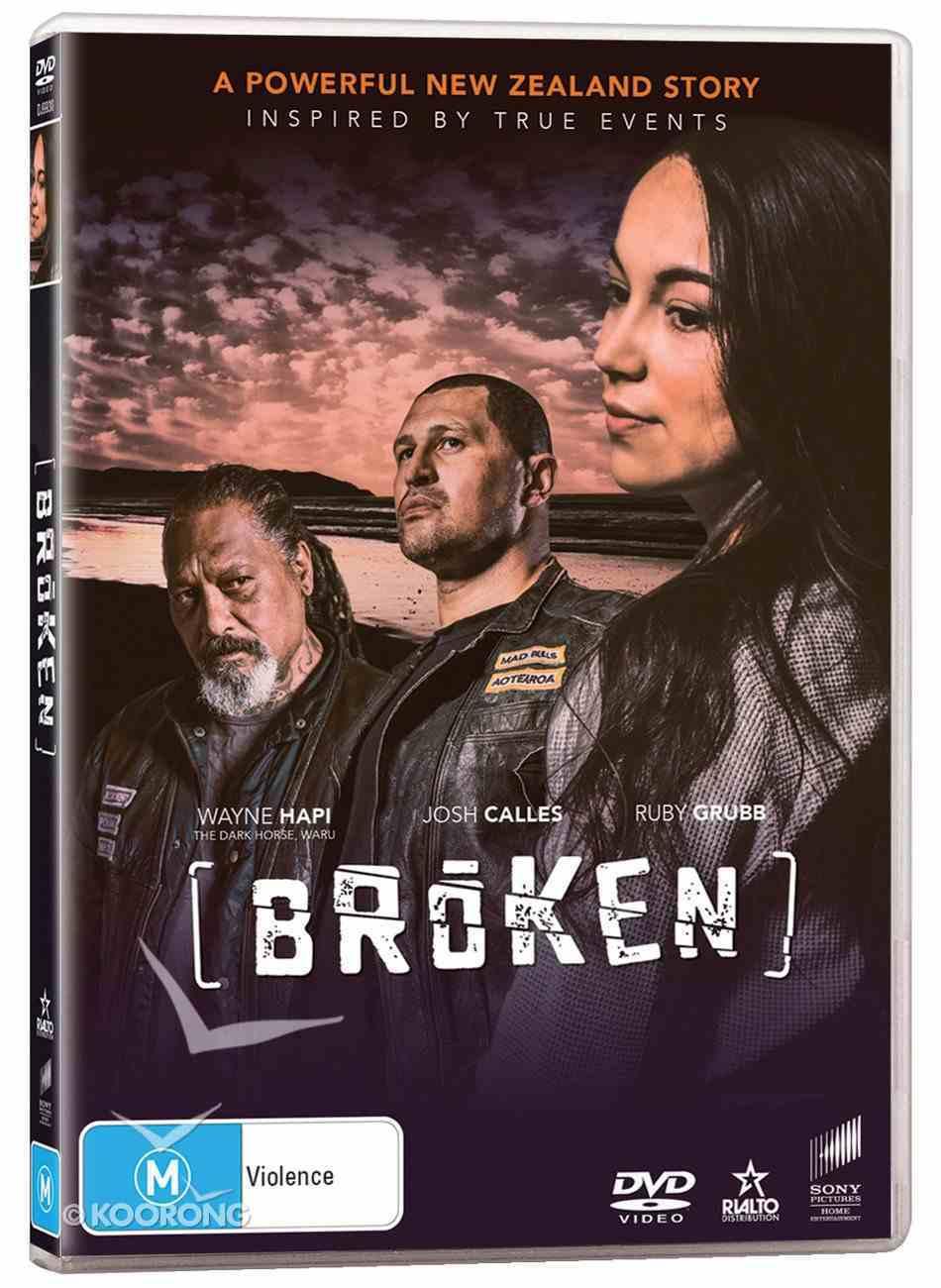 Broken Movie DVD