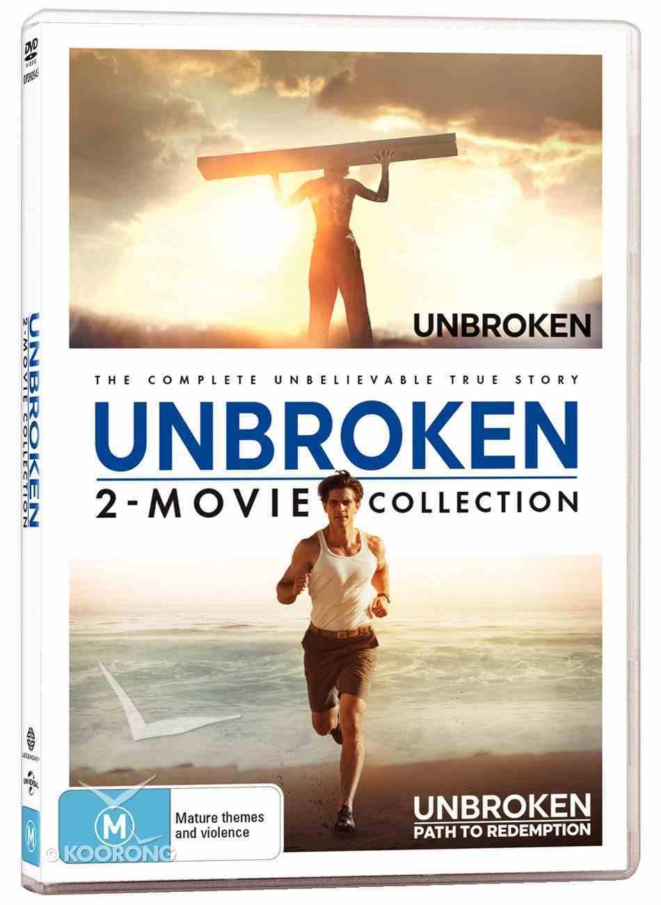 Unbroken 2-Movie Collection (2 Dvds) DVD