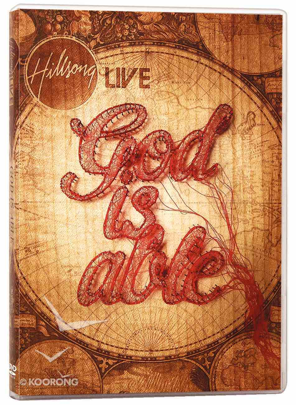 2011 God is Able DVD