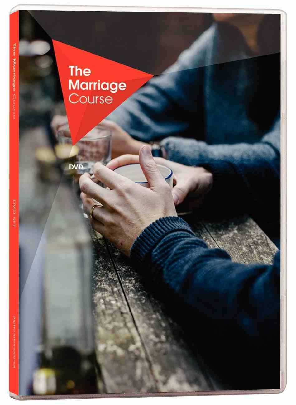 4 DVD Set (The Alpha Marriage Course) DVD