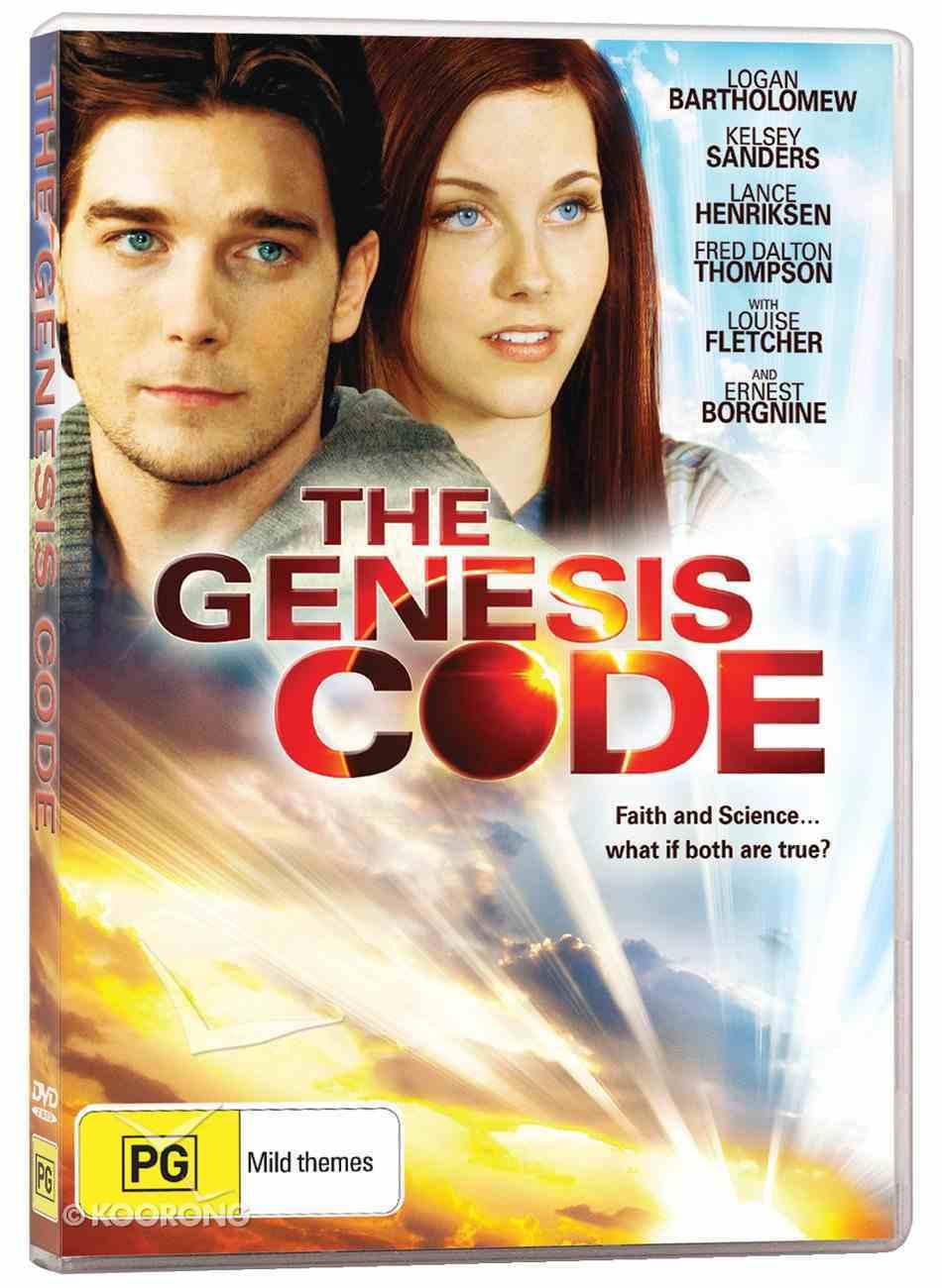 The Genesis Code DVD