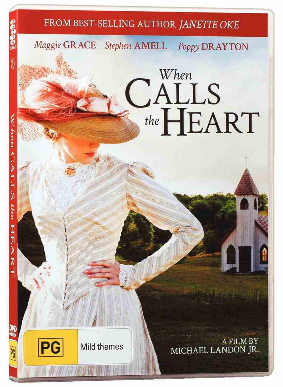 When Calls the Heart (#01 in When Calls The Heart Dvd Series) DVD