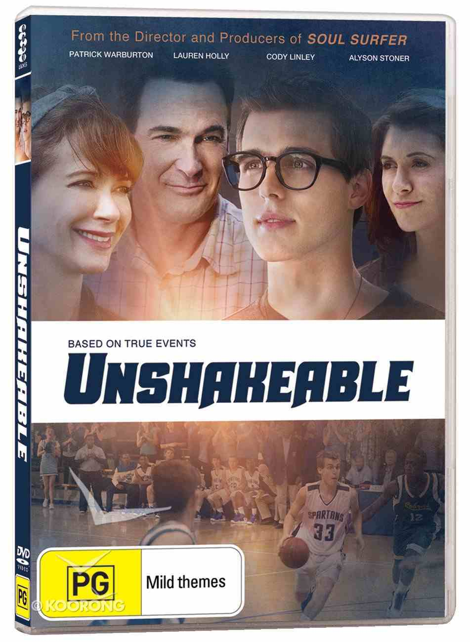 Unshakeable DVD