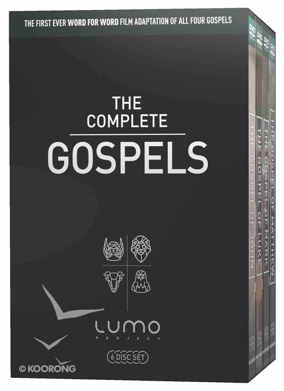 The Complete Gospels (Lumo 6-disc Set) DVD