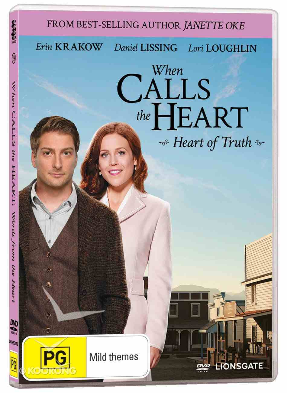 When Calls the Heart #19: Heart of Truth DVD