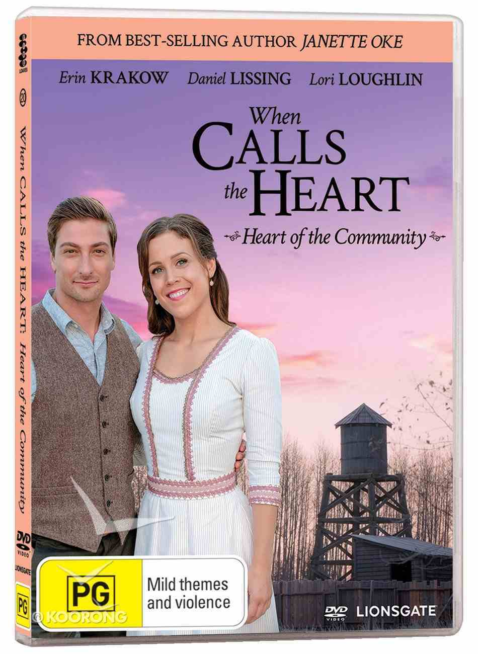 When Calls the Heart #20: The Heart of the Community DVD