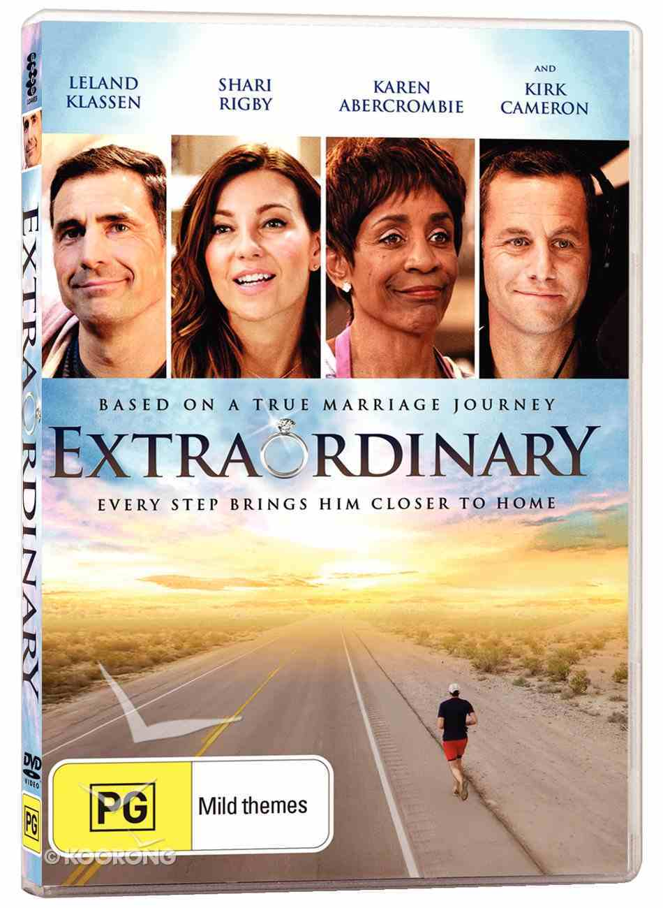 Extraordinary DVD