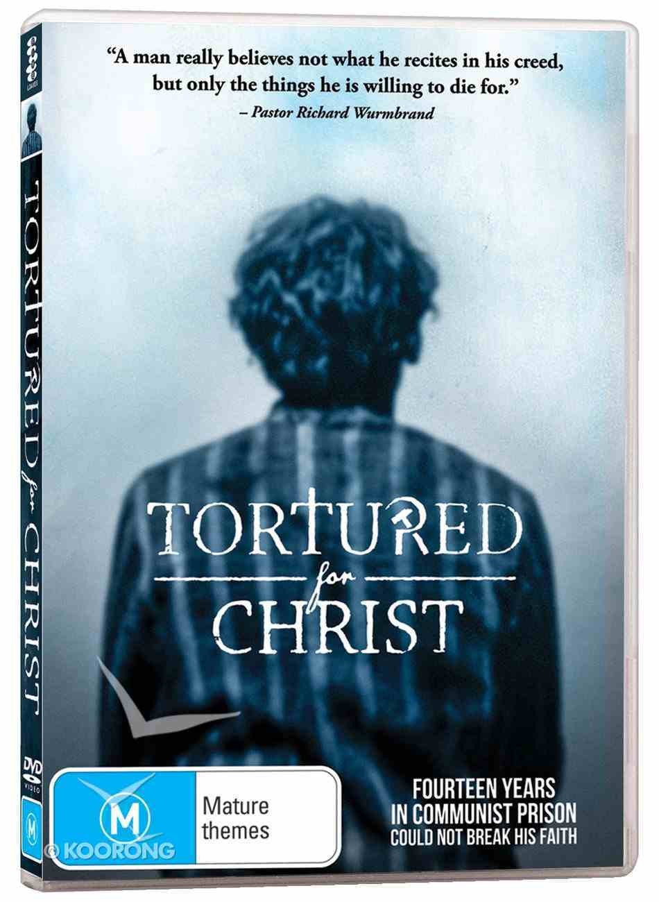 Tortured For Christ Movie DVD