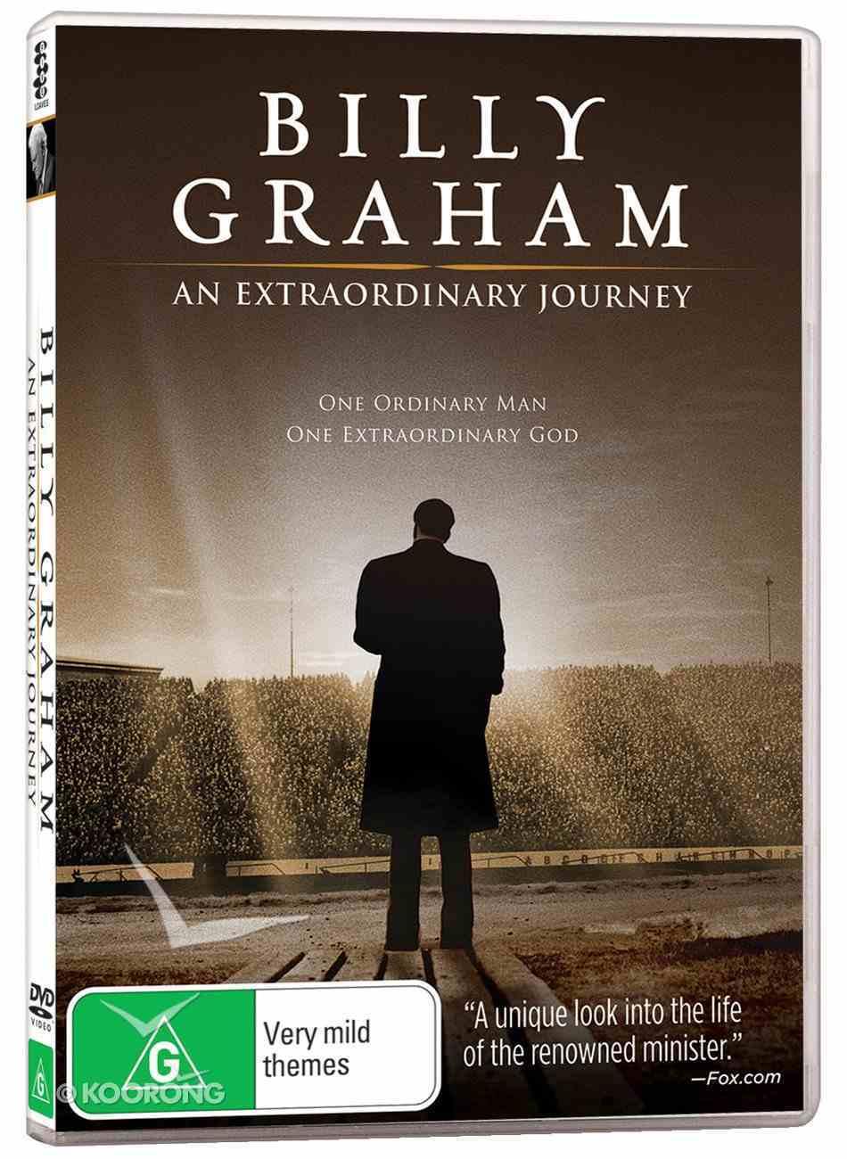 Billy Graham: An Extraordinary Journey DVD