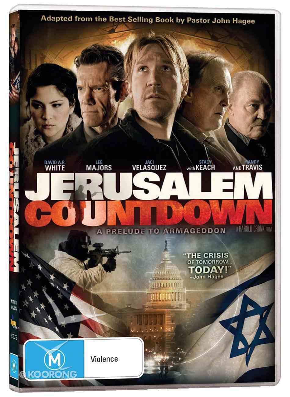 Jerusalem Countdown DVD