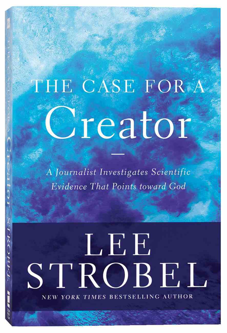 The Case For a Creator Paperback