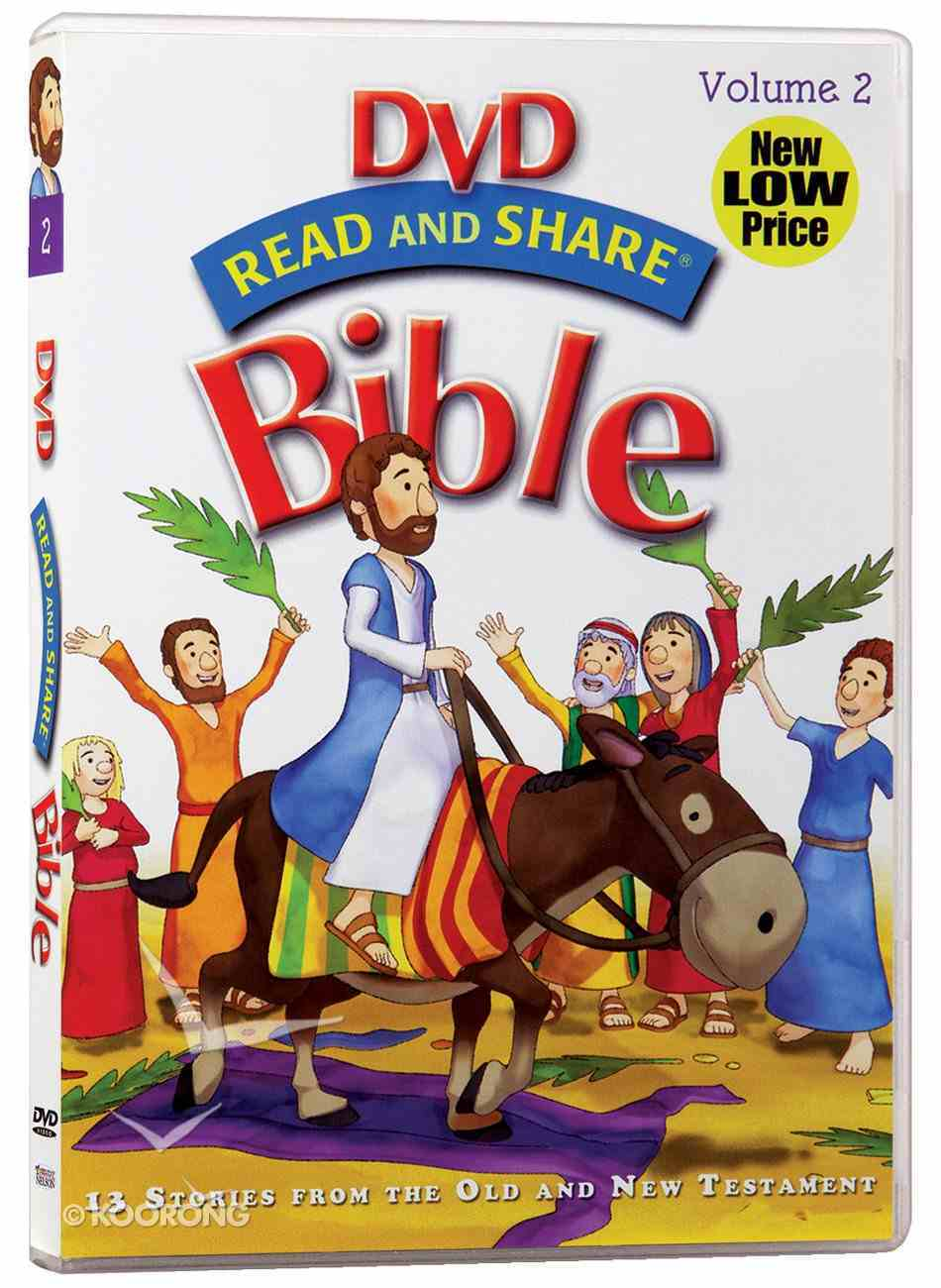Bible (#02 in Read And Share Dvd Series) DVD