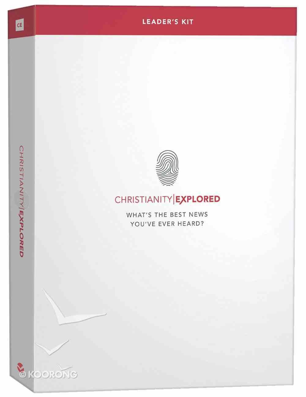 Christianity Explored: Leader's Kit Pack