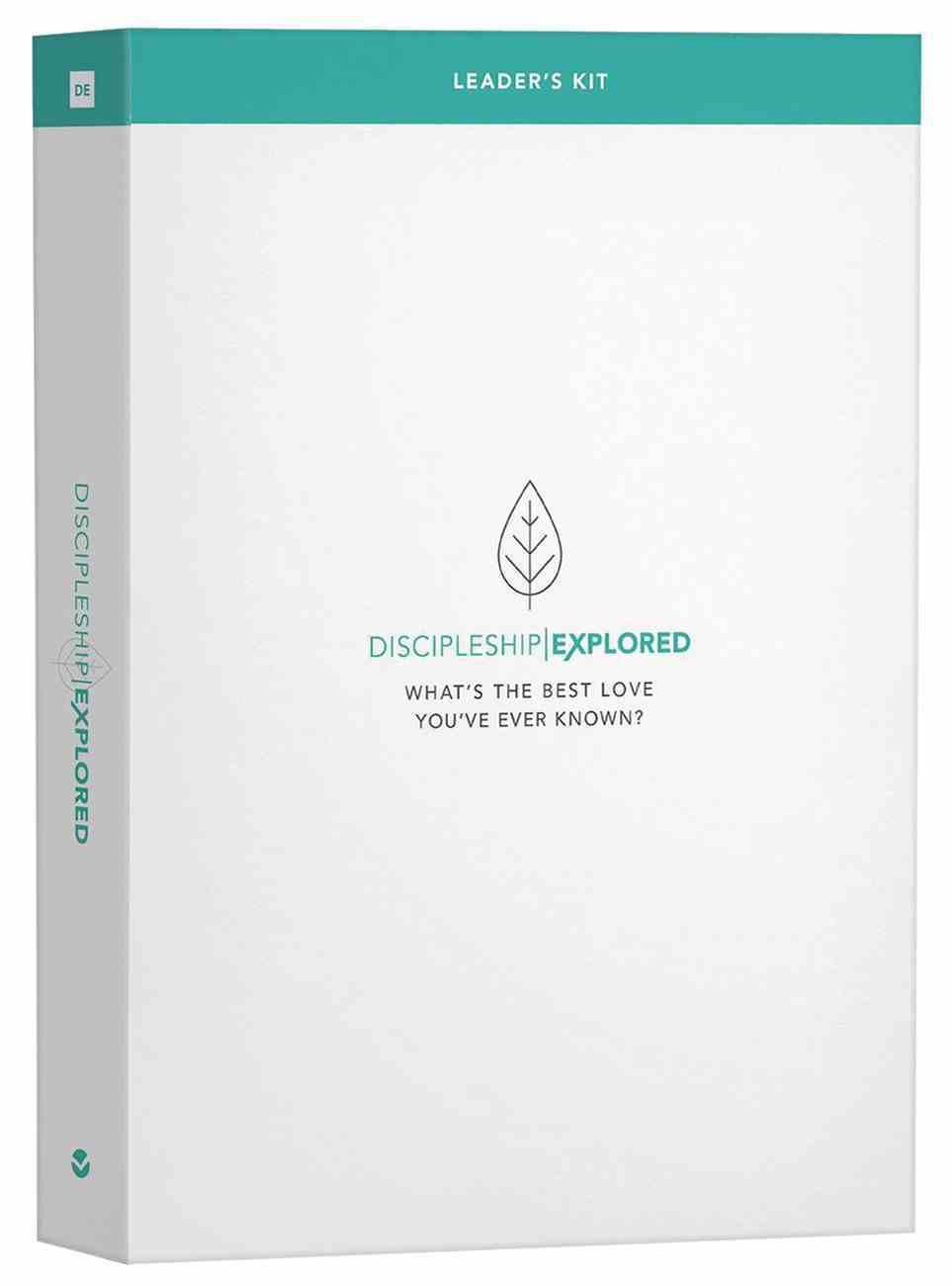 Discipleship Explored (Leader's Kit) Pack