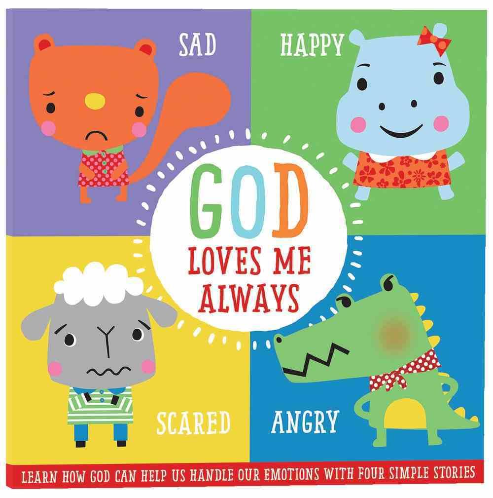 God Loves Me Always Paperback