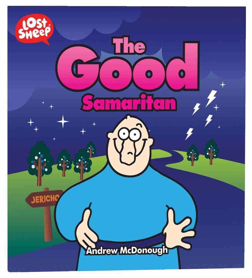 The Good Samaritan (Lost Sheep Series) Paperback