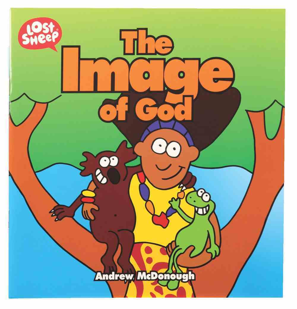 The Image of God (Lost Sheep Series) Paperback