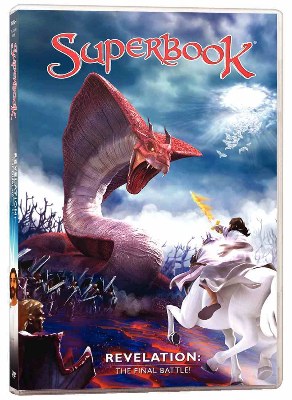 Revelation - the Final Battle (#13 in Superbook Dvd Series Season 01) DVD