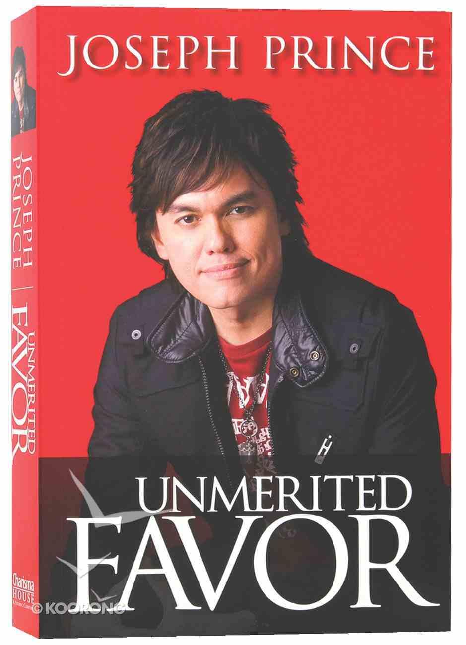 Unmerited Favor Paperback