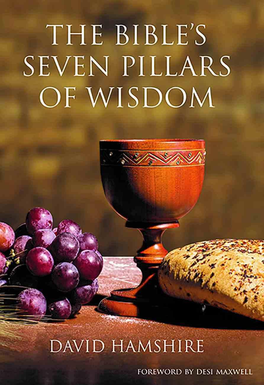 The Bible's Seven Pillars of Wisdom Booklet