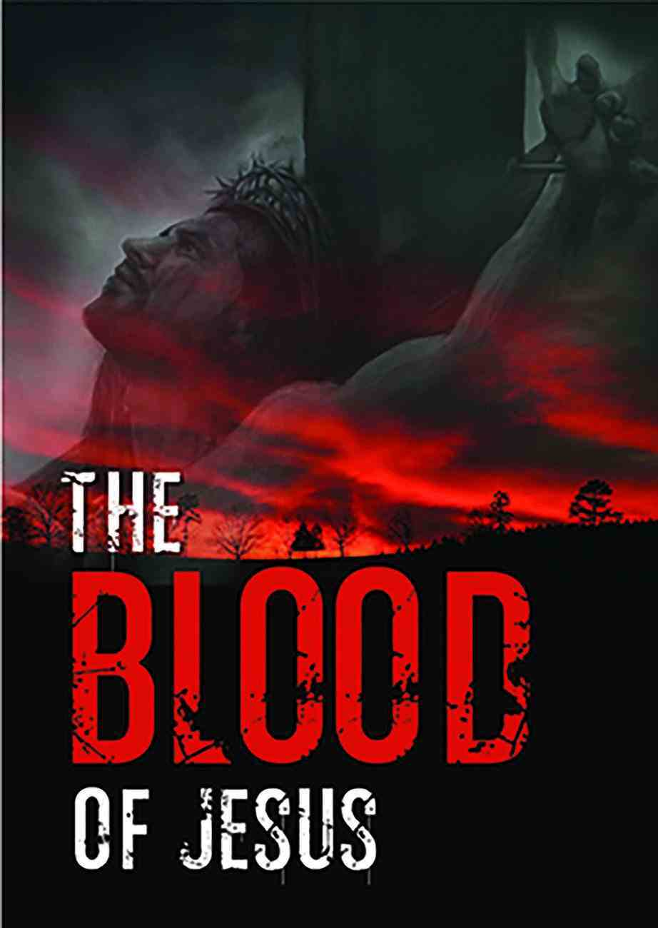 The Blood of Jesus (50 Pack) Booklet
