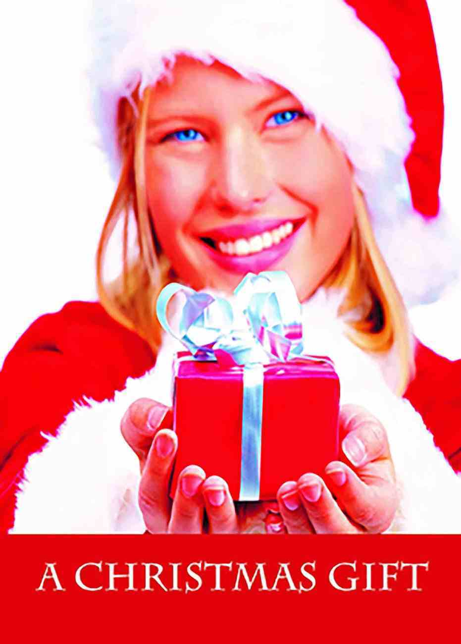 A Christmas Gift (50 Pack) Booklet