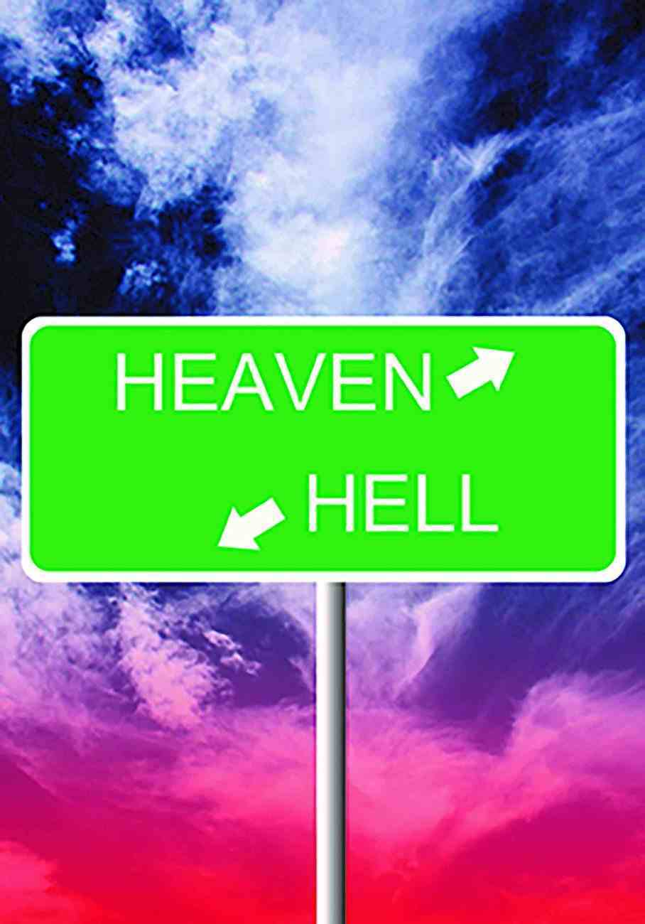 Heaven and Hell (50 Pack) Booklet
