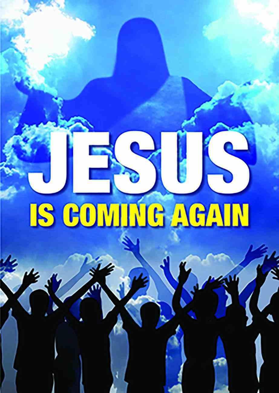 Jesus is Coming Again (50 Pack) Booklet