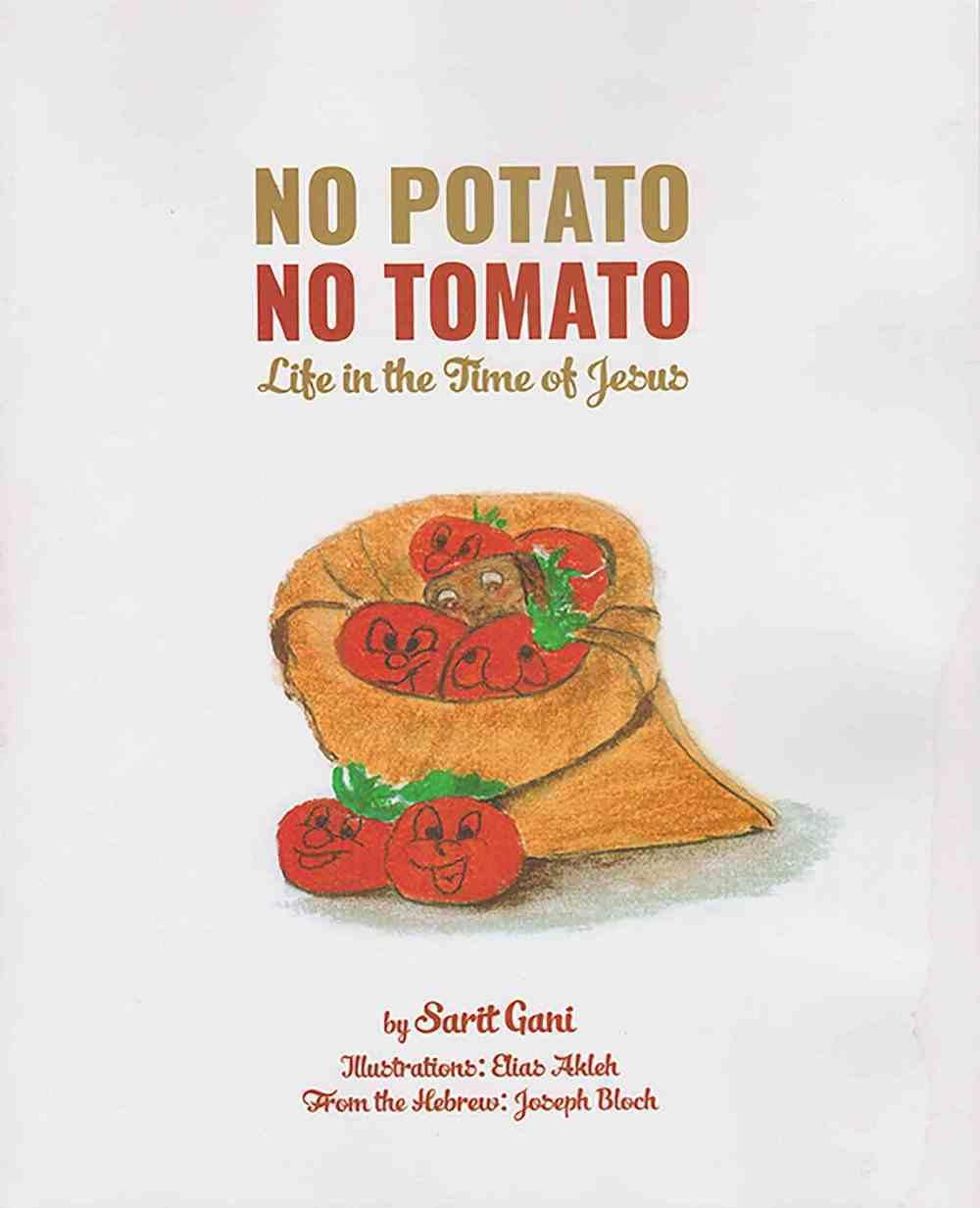 No Potato No Tomato: Life in the Time of Jesus Paperback