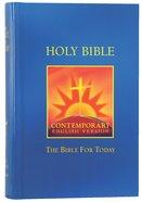 CEV Bible For Today Blue Hardback