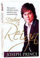 Destined to Reign Paperback