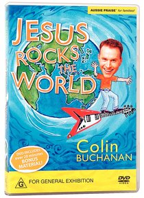 Product: Dvd Jesus Rocks The World Image