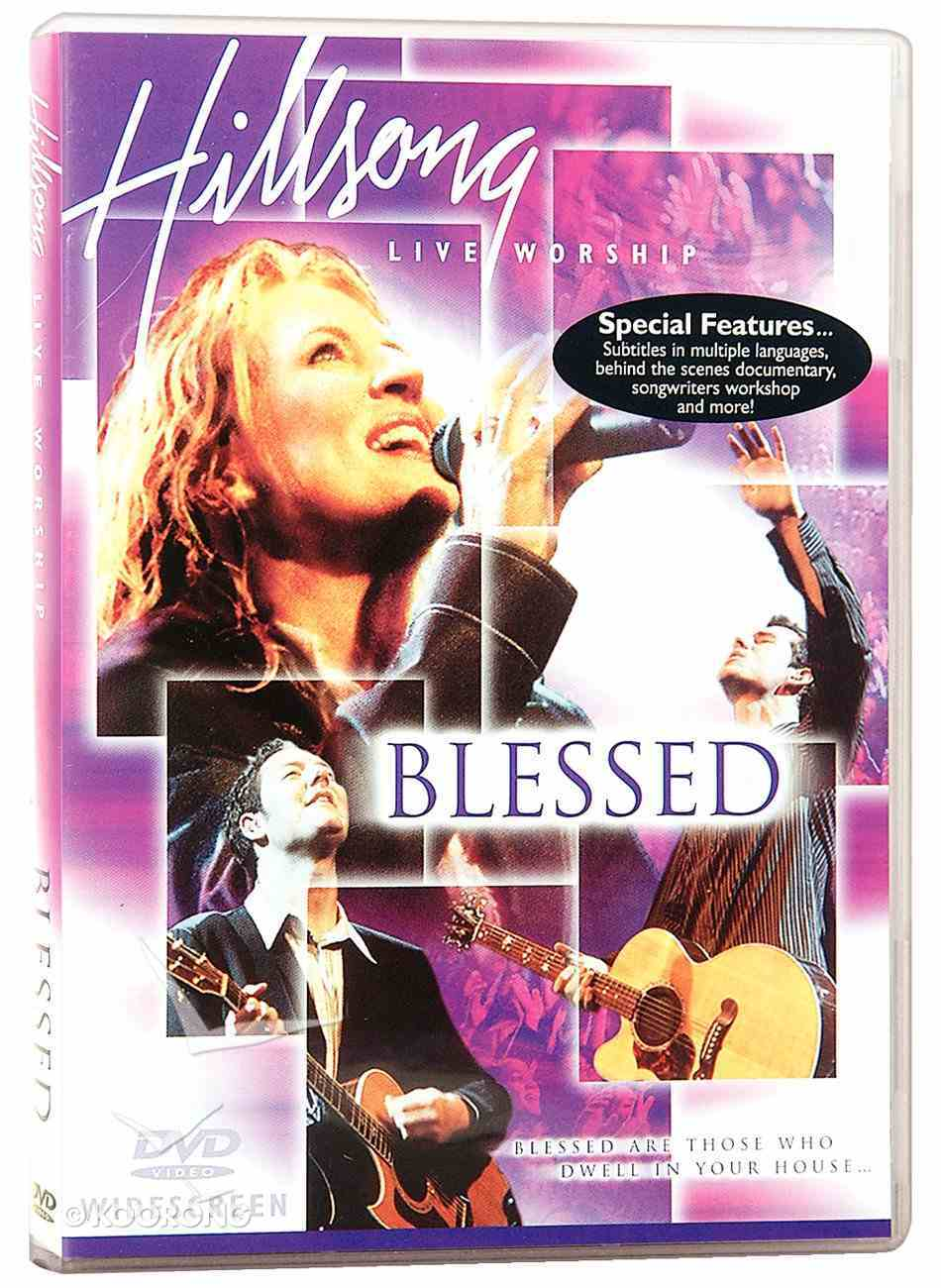 2002 Blessed DVD