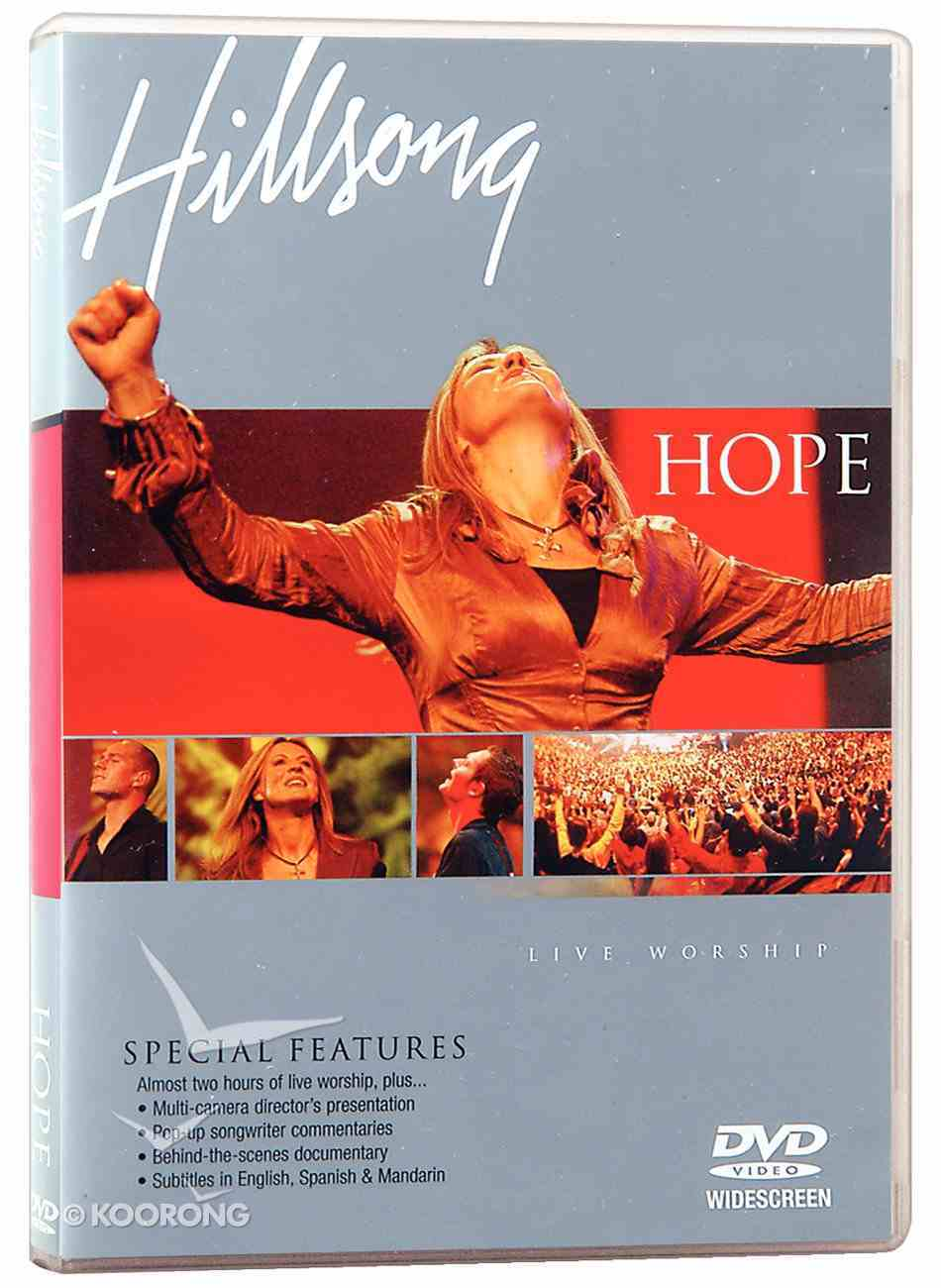 2003 Hope DVD