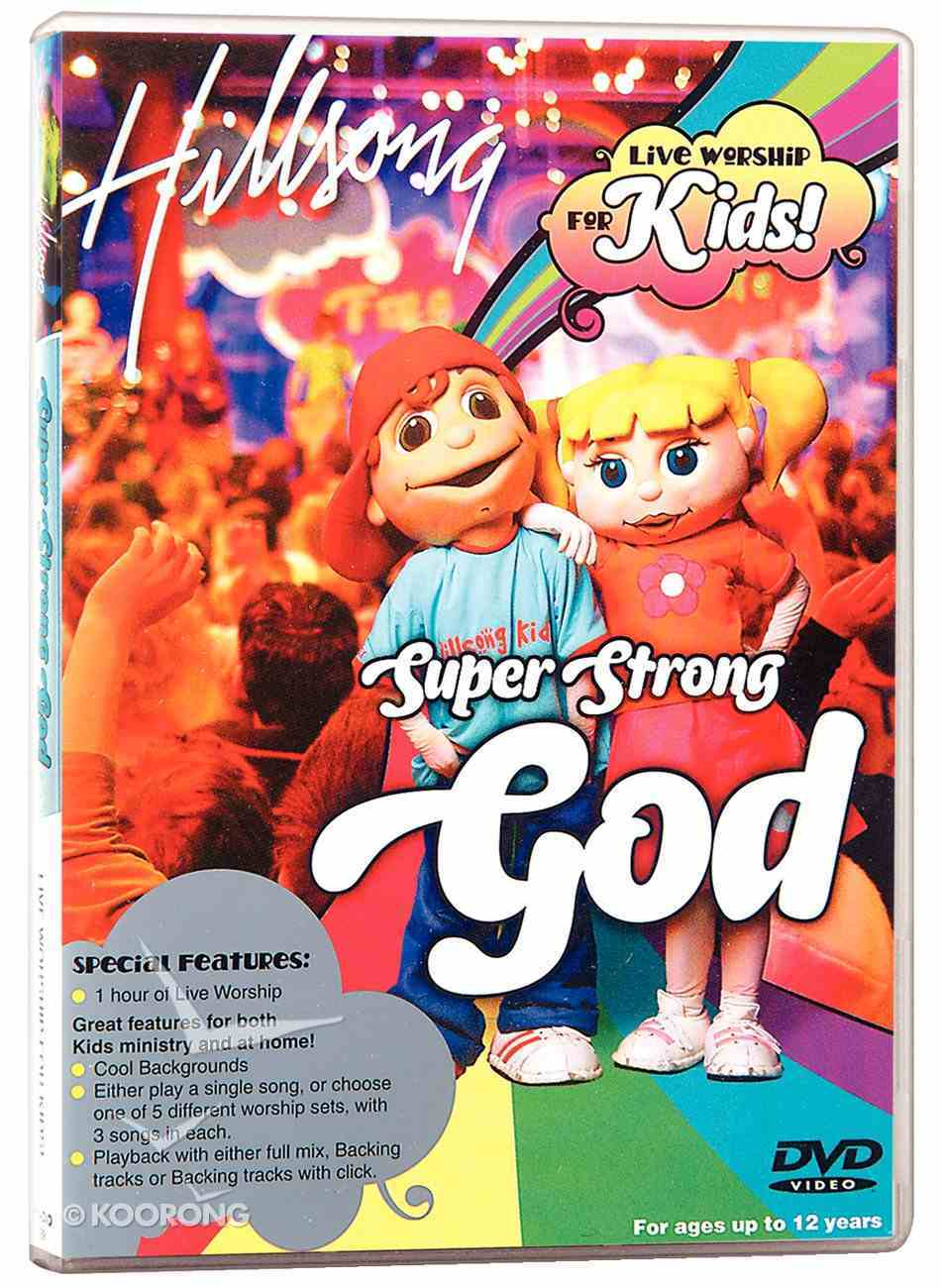 Hillsong Kids 2005: Super Strong God DVD