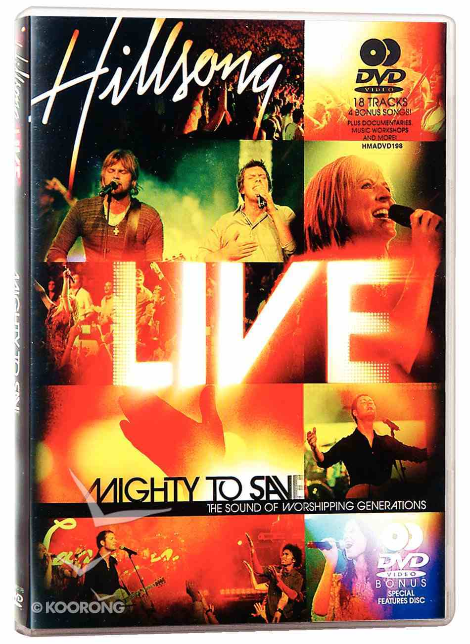 2006 Mighty to Save DVD