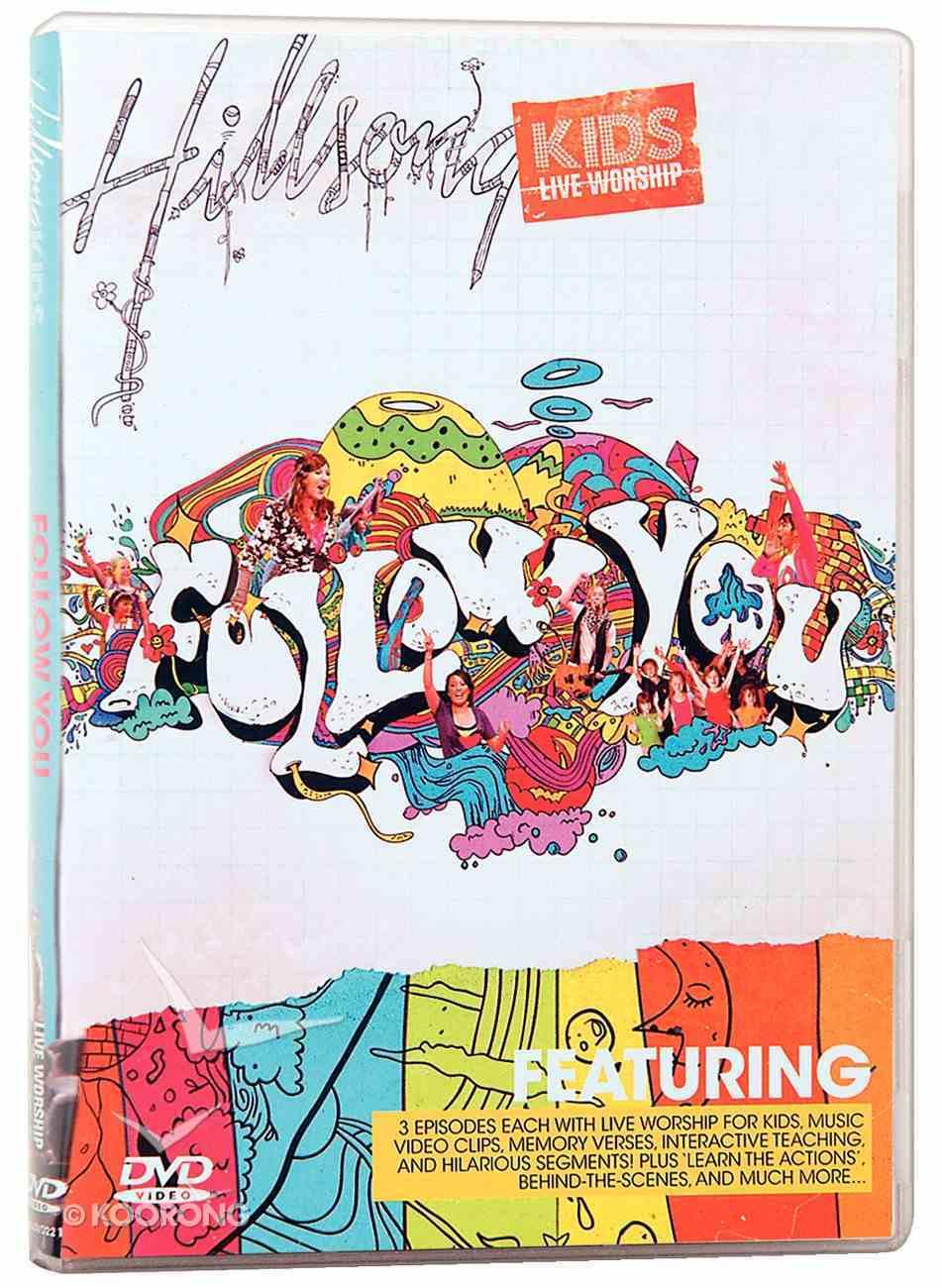 Hillsong Kids 2008: Follow You DVD