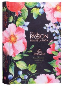 Product: Tpt: New Testament (Berry Blossoms) With Psalms, Proverbs, And Songs Of Songs Image