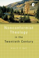 Non-conformist Theology In The Twentieth Century image
