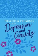 Prayers & Promises For Depression And Anxiety image