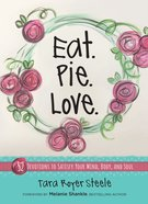 Eat. Pie. Love image