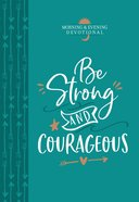Be Strong & Courageous image