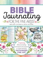 Bible Journaling For The Fine Artist image